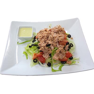 Tuňakový salát