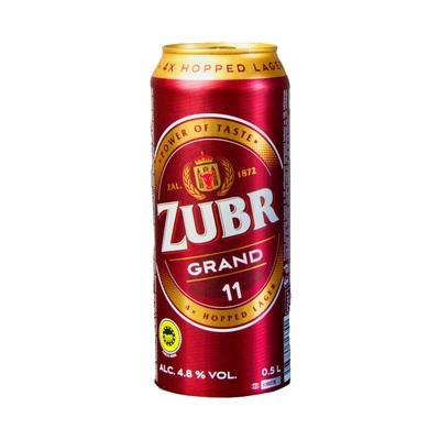 Zubr GRAND 11° 0,5l