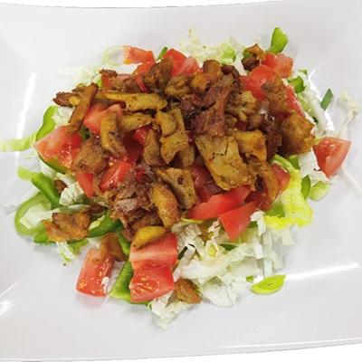 Kebab salát